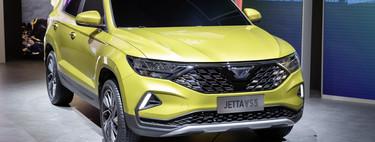 Así es el Jetta VS5, un Ateca al estilo de la nueva marca china (que no es Volkswagen)