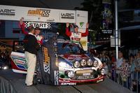 Rally de Australia 2011: el vuelco en video de Sébastien Loeb