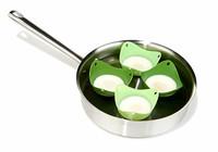 Poachpod, silicona para pochar huevos