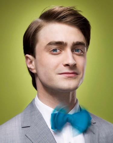 Daniel Radcliffe tiene más fácil enseñar el mondongo que echarse un baile