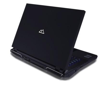Mountain GTM 374G como portátil para jugar, jugar y jugar