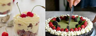 137 recetas de postres 'no-bake', las mejores tentaciones sin horno para endulzarte el verano sin pasar (tanto) calor