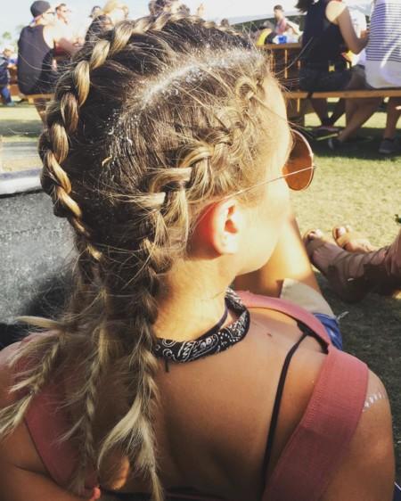 Si te vas de Festival no te olvides la purpurina del pelo, ¡llegan las #glitterroots!