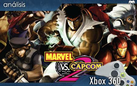 'Marvel vs. Capcom 2'. Análisis