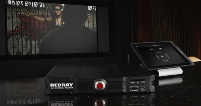 Red lanza un reproductor de vídeo en streaming a resolución 4K