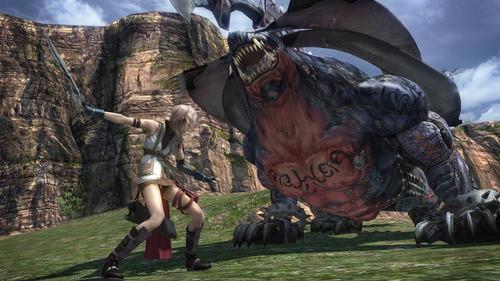 Foto de 'Final Fantasy XIII', nuevas imágenes (7/21)