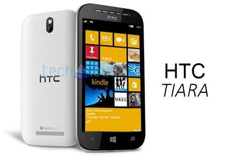HTC Tiara, nuevo smartphone WP8 listo para aterrizar