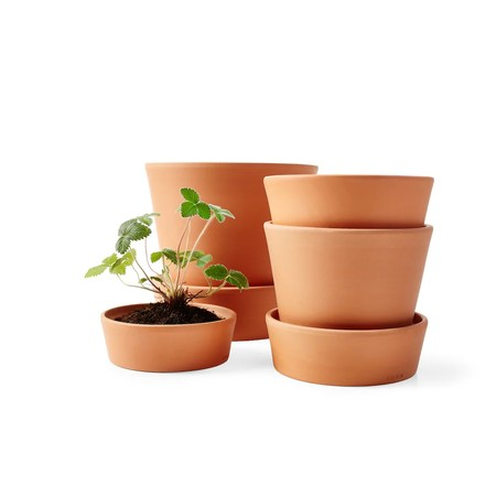 Ingefaera Plant Pot With Saucer Outdoor Terracotta 0368734 Ph124151 S5