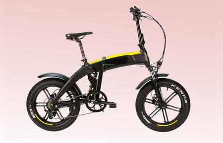 Ducati Src E Sport Bicicleta Electrica Ebike Plegable 2020