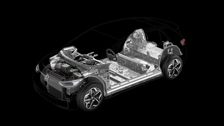 Volkswagen Id 3 Plataforma