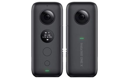 La cámara de acción 360º Insta 360 One X, en eGlobal Central sólo cuesta 300,19 euros en ofert flash hasta el 12 de junio