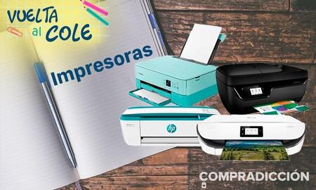 Vuelta al cole 2021: ahorra en tu próxima impresora con estas ofertas en Amazon, MediaMarkt, PcComponentes y El Corte Inglés