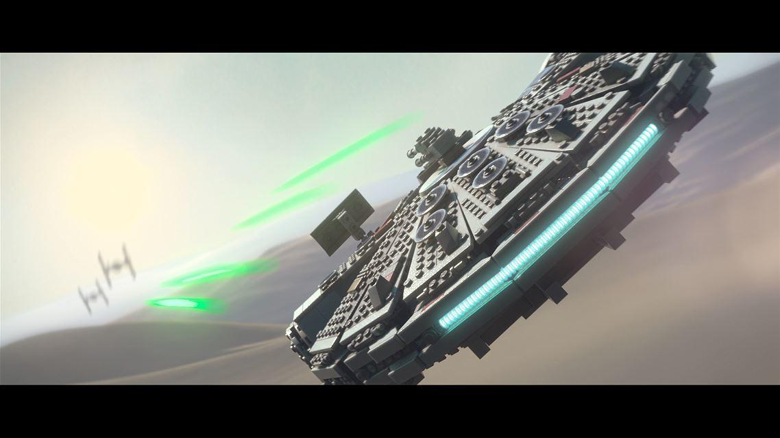 Foto de LEGO Star Wars: El despertar de la fuerza (3/13)