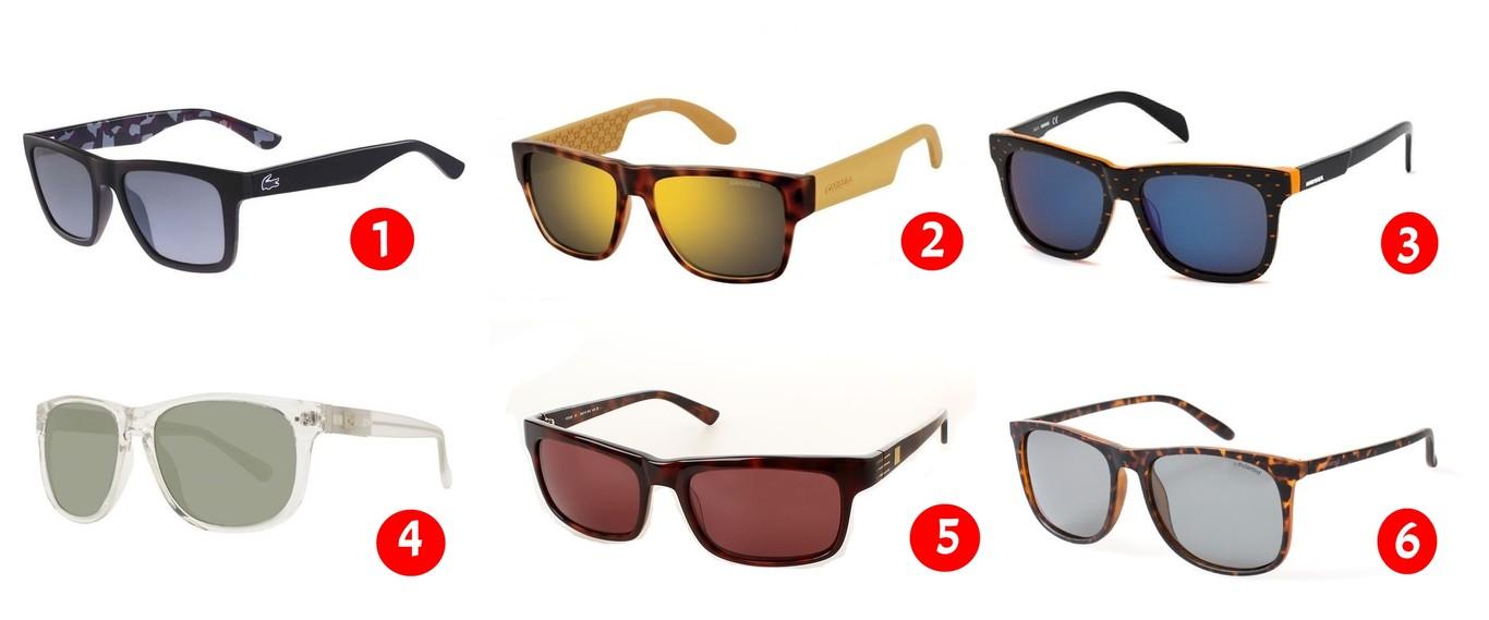 741051a16b 6 Gafas de sol de marcas como Lacoste, Polaroid, Carrera, Guess,  Diesel...con descuentos de hasta el 40% en Ebay