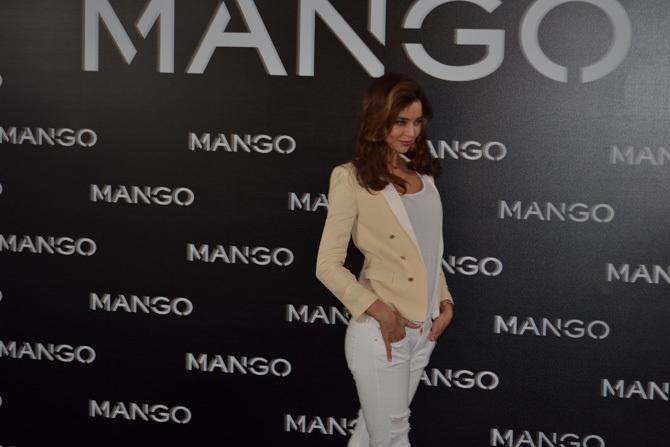 Foto de Miranda Kerr para Mango, rueda de prensa (3/16)