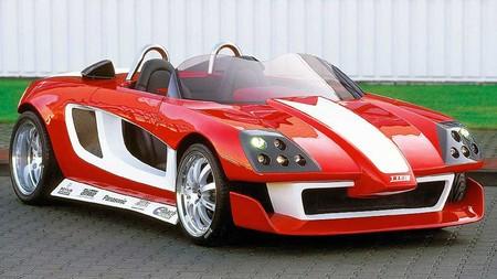 Toyota Mr2 Concept Car Street Affair 2001 3