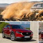 Hay tres finalistas para el World Car of the Year 2020, y dos son Mazda