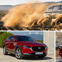 Hay tres finalistas para el World Car of the Year 2020, y dos son Mazda