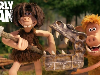 'Early Man', Tom Hiddleston se une al reparto y primer tráiler de esta comedia prehistórica