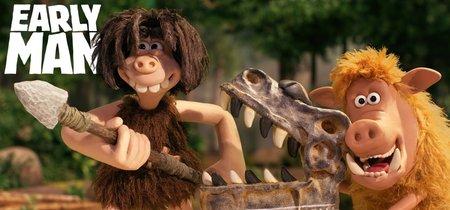 'Early Man', Tom Hiddleston se une al reparto y primer tráiler de esta comedia prehistórica