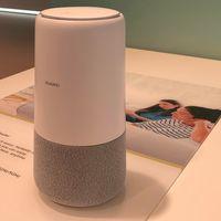 """Huawei se """"casa"""" con Alexa y no con Google para su primer altavoz inteligente, que además es un router 4G"""