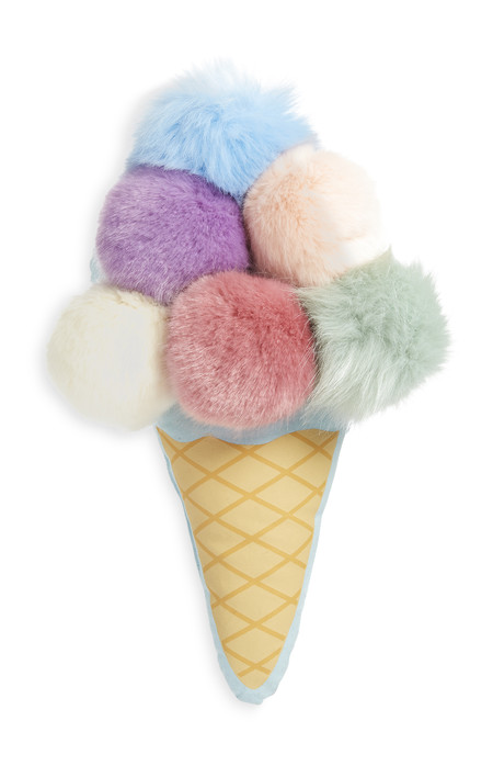 Kimball 5523501 Ice Cream Pom Cushion Multi Grade H E G Wk35 Eur10 Gbp7