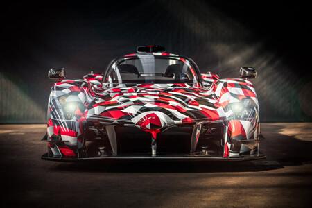 Toyota Gr Super Sport Le Mans 6