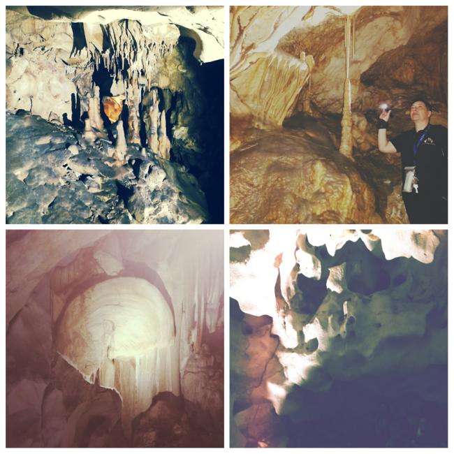 Cueva del Puerto en Calasparra Murcia
