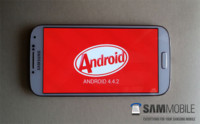 Samsung Galaxy S4 (GT-I9500) comienza a recibir Android 4.4.2 (KitKat)