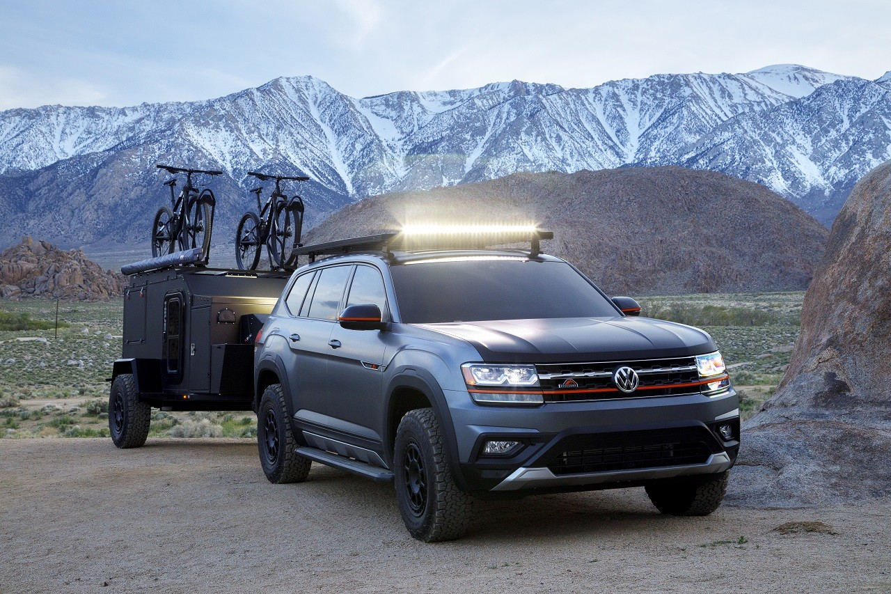 Foto de Volkswagen Atlas Basecamp Concept (9/26)