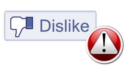 """¡Cuidado! Esta es la nueva estafa del botón de """"no me gusta"""" de Facebook"""