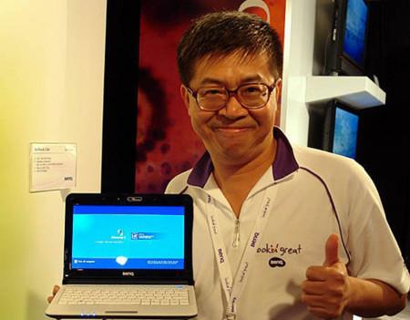 Benq Joybook también será un ultraportátil