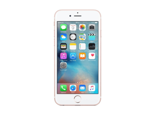 "Apple iPhone 6S de 32GB, Retina HD 4, 7"", Rosa oro"