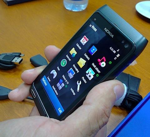 Foto de Nokia N8, Dark Grey (6/6)