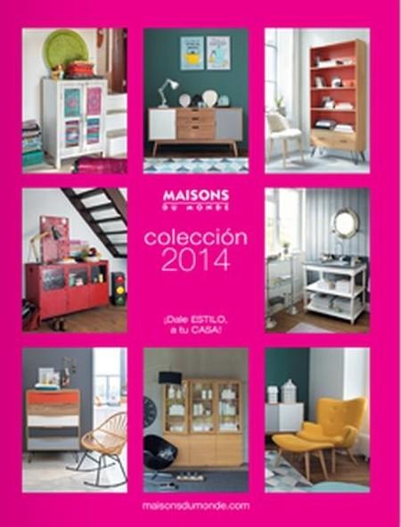 ¡Ya está aquí el catálogo 2014 de Maisons du Monde!