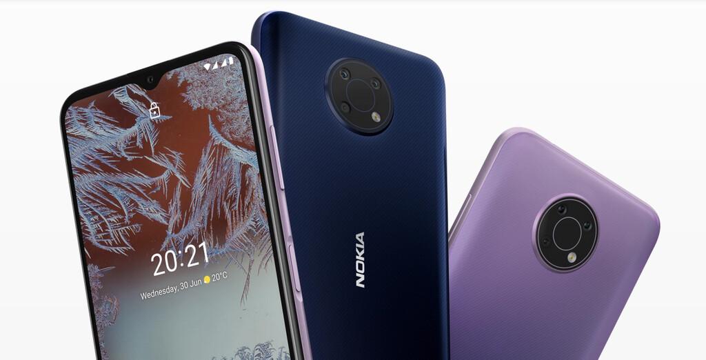 El Nokia℗ G10 ya se puede adquirir en España: precio(valor) y versiones disponibles del último terminal económico de Nokia