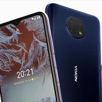 El Nokia G10 ya se puede comprar en España: precio y versiones disponibles del último móvil económico de Nokia