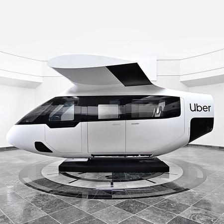 Este es el aspecto que tendrán los taxis voladores de Uber (y ya hay fecha confirmada para los primeros vuelos comerciales)