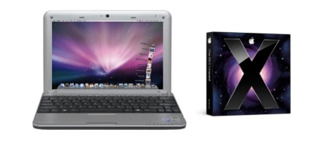 Lista de Netbooks compatibles con Mac OS X