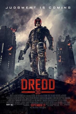 'Dredd', tráiler final, cartel definitivo y banda sonora completa