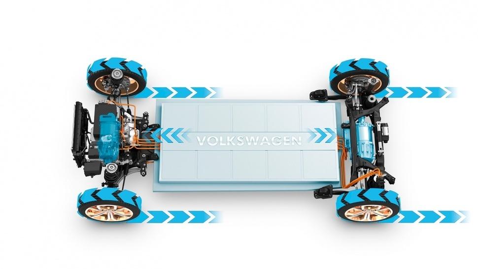 Foto de Volkswagen BUDD-e concept (13/30)