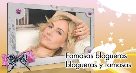 Famosas y blogueras / blogueras y famosas...porque ellas lo valen...