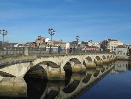 Pontevedra Capital Puente Burgo