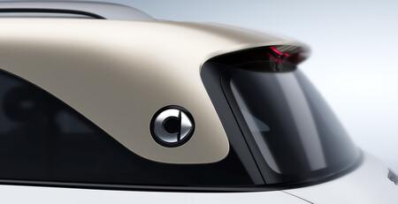 smart SUV, primer teaser