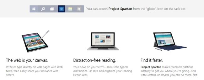 Spartan Windows10