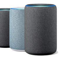 Amazon te deja esta semana el Echo de 3ª generación por 30 euros menos