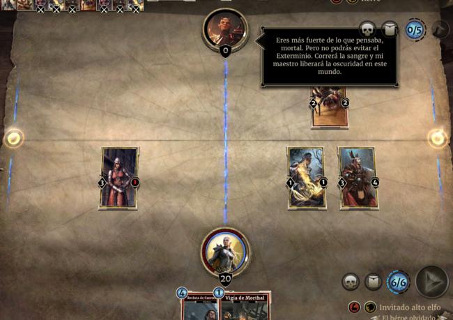 The Elder Scrolls Legends, ¿se puede salir de Hearthstone quedándose en el género de cartas? App de la Semana