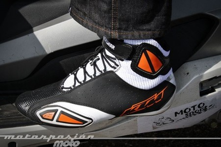 Alpinestars Fastlane Air Shoe, prueba de calzado urbano deportivo