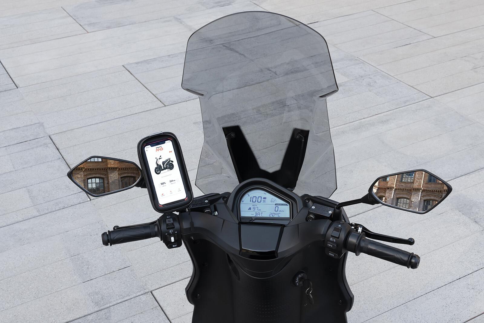 Foto de SEAT MÓ eScooter 125 (74/81)