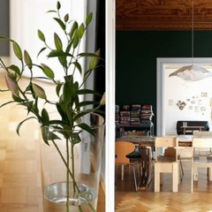 Foto 2 de 5 de la galería puertas-abiertas-un-elegante-apartamento-en-estocolmo en Decoesfera